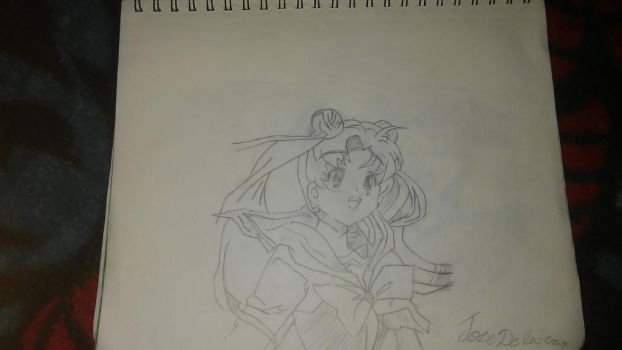 Sailor moon by animedrawer123455