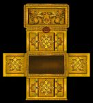 Jade emperor - 3D chest by crayonmaniac