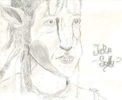 Jake Sully 01 by Simply-Dreams