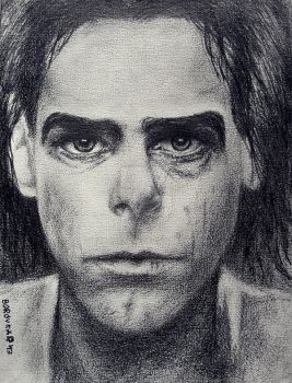 Nick Cave by borovka666