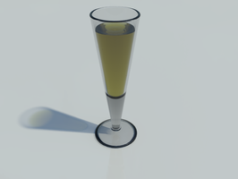 REVIT:Champagne Flute .:BEST:. by Supuhstar