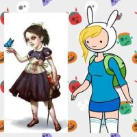 Who should I be for Halloween? (Top 2) by lillypop1600