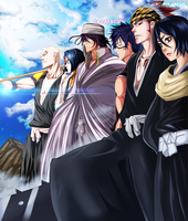 Bleach Collab by hazzardlook