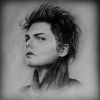 gerard way by BeckyGoesChumbawumba