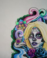 Day of the Dead by knezak