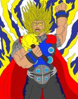 Thor by McGreger16