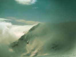 Within Clouds by Callu