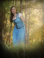 Belle from Once Upon a Time by CelestialAngelDust