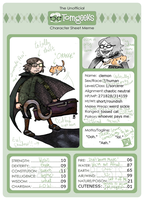 Tomgeeks DnD Character by clemon