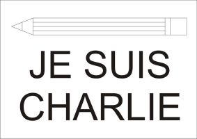 Je Suis Charlie by BrutalityInc