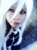 Daughter of white cosplay by danixsophie
