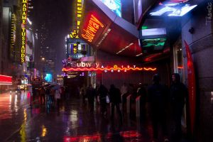 Stormy NYC by carlosthomas