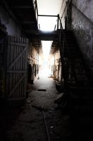 Eastern State Penitentiary - The Light of God by Studio5Graphics