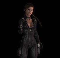 Lethal and Loaded by tombraider4ever