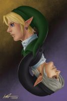 Double Link by gehenna-angel