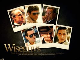 Wiseguys by elmoye