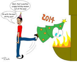 Another Year, Another FUCK ALL!! by TheUnisonReturns