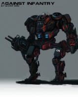 MECH DESIGN by WarrGon