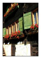 Adelboden - Windows by murraywilson