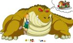 Timmy and the Giant Crocodile by DM404