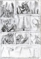 Short Story - page1 by SilentIvo