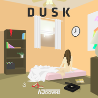 Dusk EP Cover Art by YellowDzn
