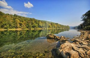 Drina river 5 by Neshom
