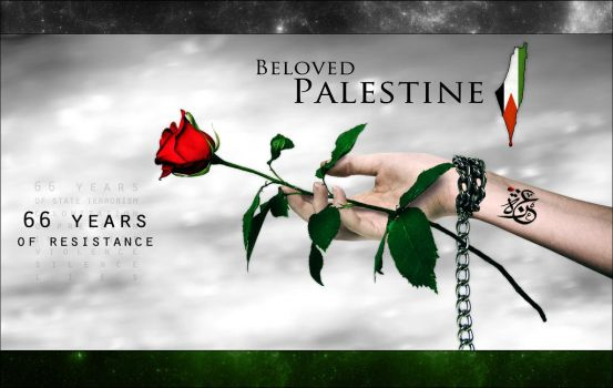 Palestine Land Day 30.03.13 by Silver786