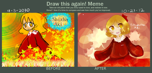 Draw This Again Meme by JAYWlNG