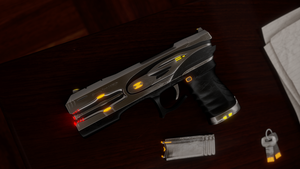 Neoncity Pistol - cycles edition by Avenegerc47