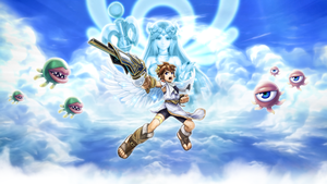 Kid Icarus Uprising wallpaper by Casval-Lem-Daikun