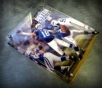 Peyton Manning 3D Photo... by AiDub