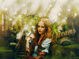 Blend Girl In The Nature 2 by shad-designs