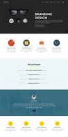 Creative - Story WordPress Theme by wpthemes