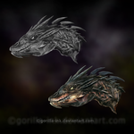 Thee Dragon, Smaug (Digital Painting Practice) by goRillA-iNK