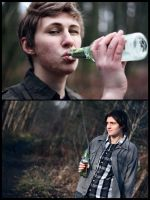 Sam and Dean Cosplay by XMenouX