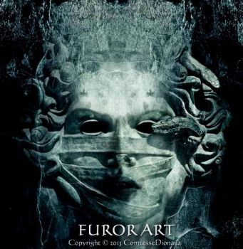 Back Cover for ONTOGENY by FUROR ART by FurorArt