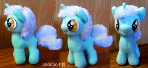 Filly Lyra Plush by Voodoo-Tiki