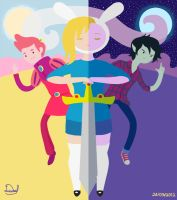 Adventure-Time_Choices by xBazil
