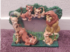 Lion King Simba's Pride Photo Frame by LittleRolox3