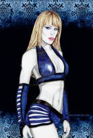 Black and Blue by Lohrack