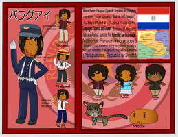 Paraguay's Ref Sheet by poi-rozen
