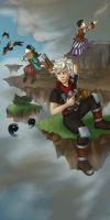 Bastion (I'm Coming Home) by ThisBirdTooHasFlown