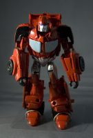 Custom Transformers Prime Ironhide by UnexpectedToy