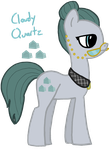 Daily Pony #40: Cloudy Quartz by SlideSwitched
