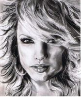 Taylor Swift by puplvrblonde07