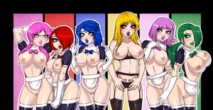 Sexy Groups by xxCuteEmmyxx