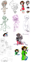 homestuck ruined my life by awesome-pants