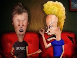 Beavis and Butthead Untooned by iamluckiedog