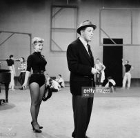 Gloria DeHaven and Milton Berle by slr1238
